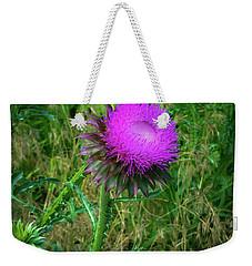Wanna Be In Scotland Weekender Tote Bag