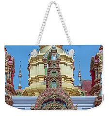 Wat Ban Kong Phra That Chedi Window Dthlu0504 Weekender Tote Bag