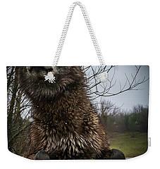Watch The Eyes Weekender Tote Bag