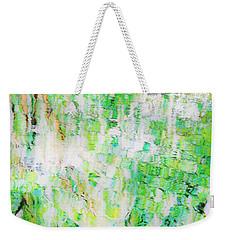 Water Colored  Weekender Tote Bag