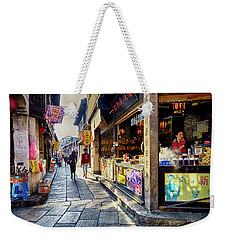Water Village II Weekender Tote Bag