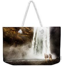 Waterfall #1 Weekender Tote Bag