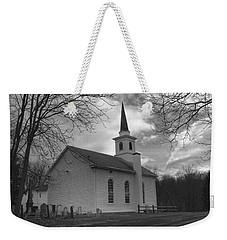 Waterloo United Methodist Church - Back Weekender Tote Bag
