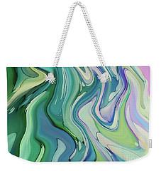 Watery Liquify Weekender Tote Bag