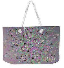 Wave Complex Weekender Tote Bag
