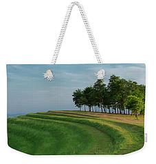 Waves Of Grass Weekender Tote Bag