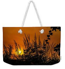 Weeds Weekender Tote Bag