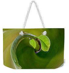 Wellness And Prevention Weekender Tote Bag
