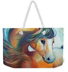 Wendy My Horse Weekender Tote Bag