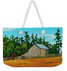 West Beach Barn Weekender Tote Bag