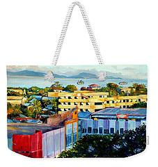Western Part Of Sorong Town Weekender Tote Bag
