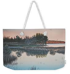 Wetland Reverie Weekender Tote Bag