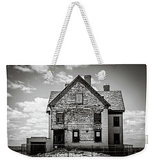 Weekender Tote Bag featuring the photograph What Remains by Steve Stanger