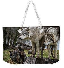 What Ya Think Weekender Tote Bag