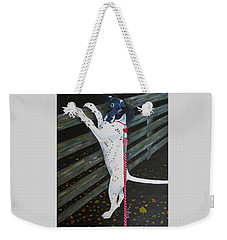 Where Are They? Weekender Tote Bag