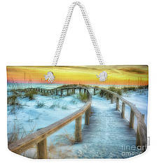 Where The Path Leads Weekender Tote Bag