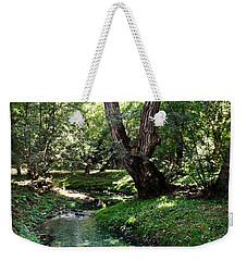 Whispering Corners Weekender Tote Bag