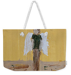Whistling Angel Weekender Tote Bag