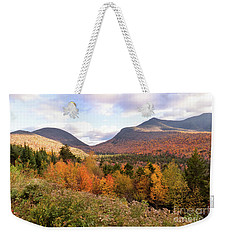 White Mtns Waterville Valley 2 Weekender Tote Bag