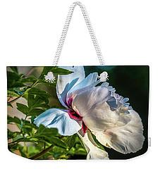 White Petals #i4 Weekender Tote Bag
