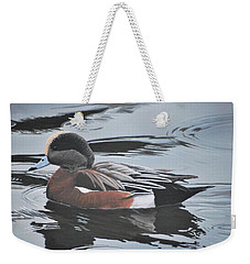 Wigeon Drake Weekender Tote Bag