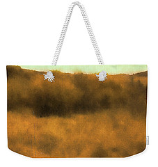 Wild And Golden Weekender Tote Bag