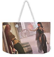 Wild West Weekender Tote Bag