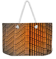 Windows Mosaic Weekender Tote Bag