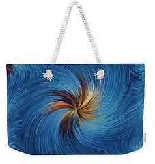 Windy Palms Weekender Tote Bag