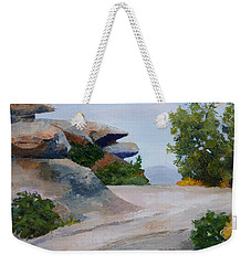 Windy Point #2 Weekender Tote Bag