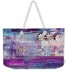 Winter Blues 2 Weekender Tote Bag