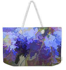 Wisteria Colours Weekender Tote Bag