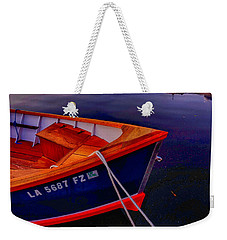 Wooden Boats Weekender Tote Bag