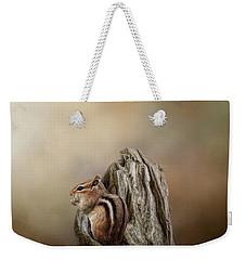 Woodland Visitor Weekender Tote Bag