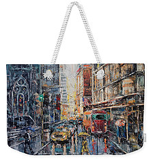 Workday II Weekender Tote Bag