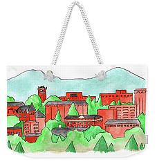 Wsu Pullman Weekender Tote Bag