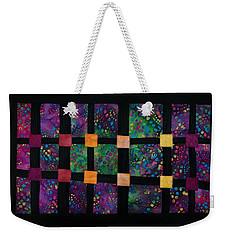 Xyla-nebula-phone Weekender Tote Bag