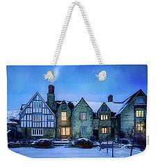 Ye Olde Manor Weekender Tote Bag