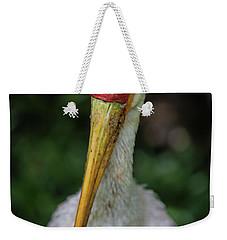 Yellow Billed Storks Weekender Tote Bag