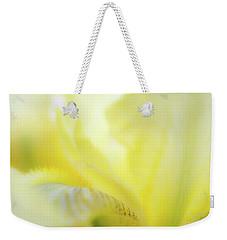 Yellow Iris 2 Weekender Tote Bag