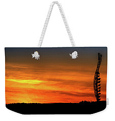 You Will Be Possessed In 3..2.. Weekender Tote Bag