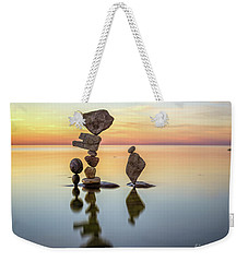 Zen Art Weekender Tote Bag