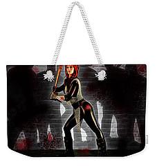 Zombie Hunter Weekender Tote Bag