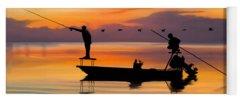 Fly Fishing Yoga Mats
