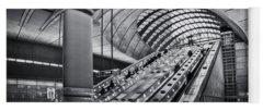 Canary Wharf Photographs Yoga Mats