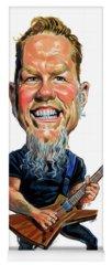 Metallica Yoga Mats
