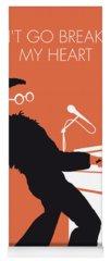 Elton John Music Rock Yoga Mats
