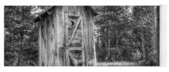 Outhouse Photographs Yoga Mats
