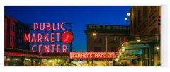 Pike Place Photographs Yoga Mats