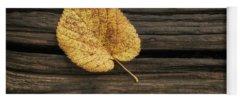 Wood Grain Yoga Mats